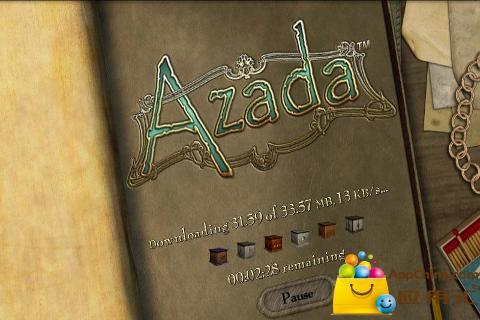 阿扎达魔法书截图0