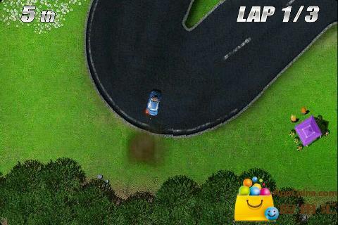 倾斜赛车截图3