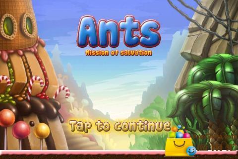 【免費益智App】蚂蚁搬家-APP點子