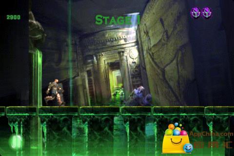 古墓逃跑截图1