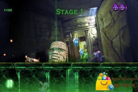 古墓逃跑截图3