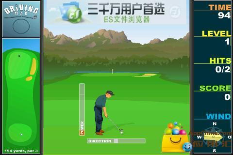 玩免費體育競技APP|下載疯狂高尔夫 app不用錢|硬是要APP