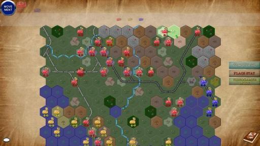 复仇:战争之路