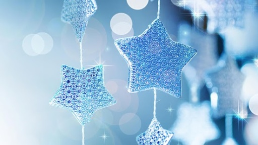 閃閃發光的明星的動態壁紙