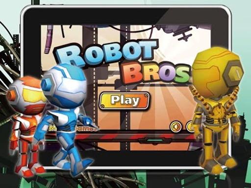 机器人兄弟截图0