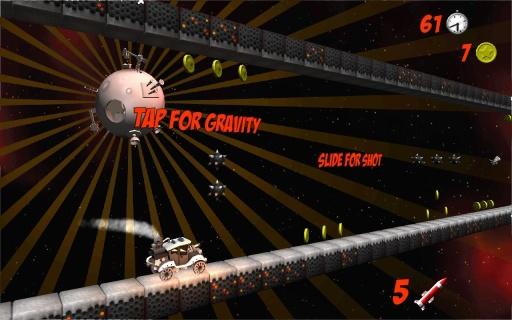 玩免費動作APP|下載重力星球逃生 app不用錢|硬是要APP