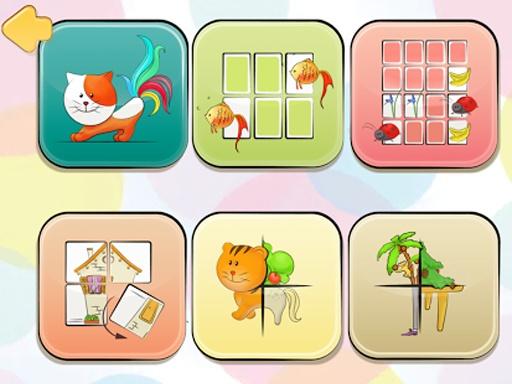 专为3岁儿童设计的游戏 免费版