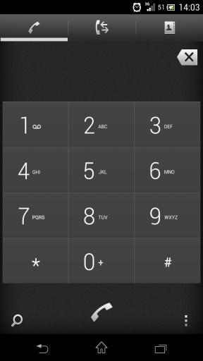 CM10索尼XperiaZ主题截图3