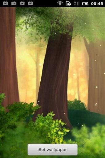 森林故事动态壁纸