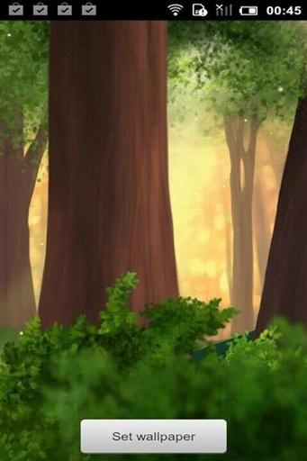 森林故事动态壁纸截图1