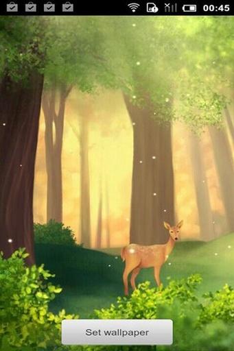 森林故事动态壁纸截图2