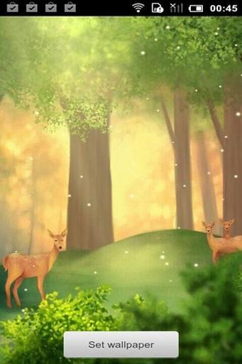 森林故事动态壁纸截图3