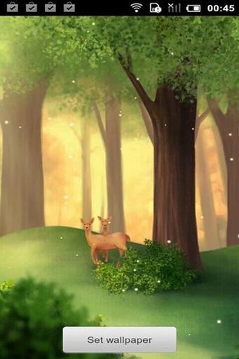 森林故事动态壁纸截图4