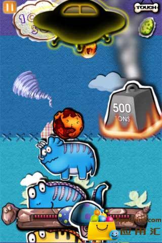 嘟嘟恐龙大冒险截图1