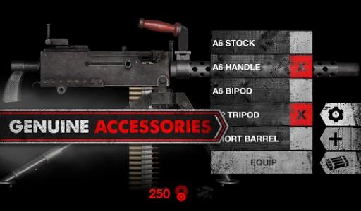 Weaphones™ WW2: Gun Sim Free截图1