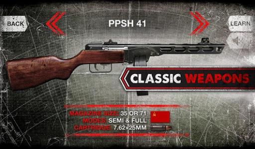 Weaphones™ WW2: Gun Sim Free截图10