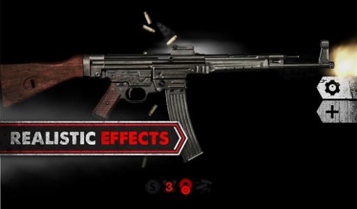 Weaphones™ WW2: Gun Sim Free截图5