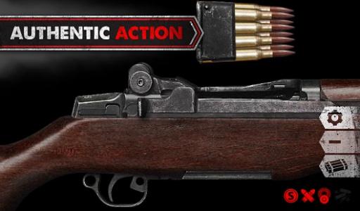 Weaphones™ WW2: Gun Sim Free截图6