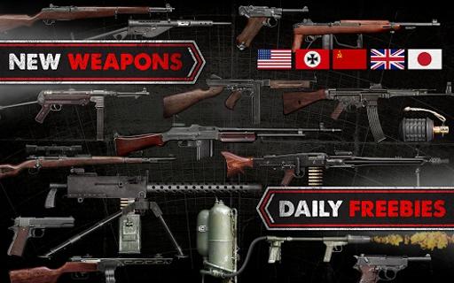 Weaphones™ WW2: Gun Sim Free截图9