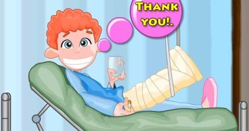 汤姆腿外科医生游戏截图2