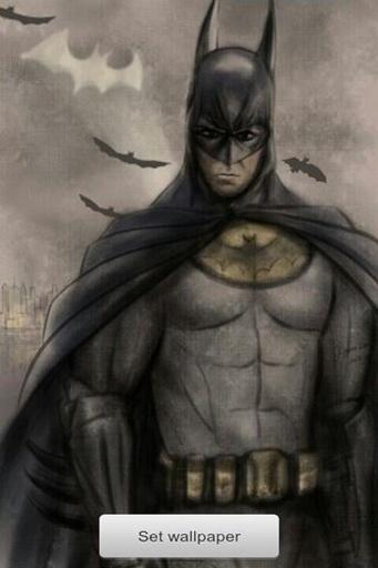 蝙蝠侠3D动态壁纸