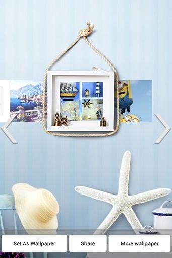 DIY相框系列之大海的呼唤动态壁纸