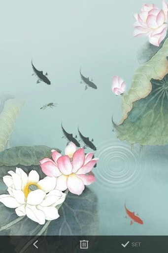 九鱼图动态壁纸截图3