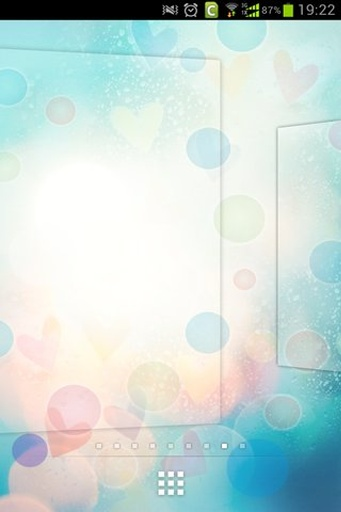 开心泡泡动态壁纸
