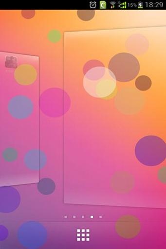 玩免費個人化APP|下載Colorful billiard app不用錢|硬是要APP