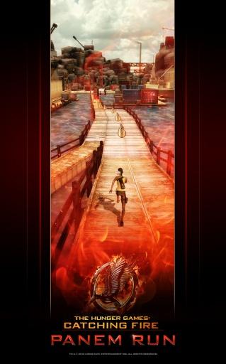 饥饿游戏2:星火燎原截图0