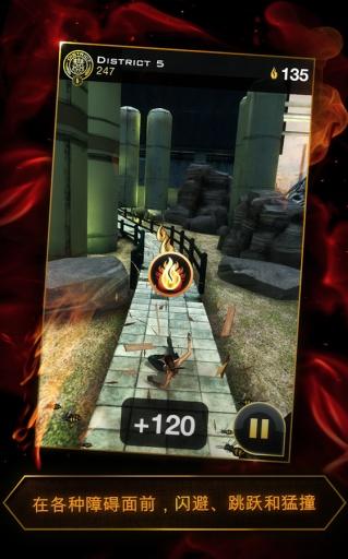 饥饿游戏2:星火燎原截图2