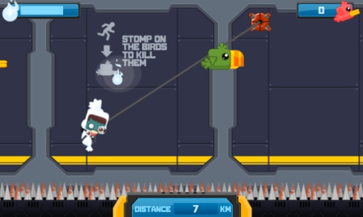 【免費動作App】仿生跳跃-APP點子