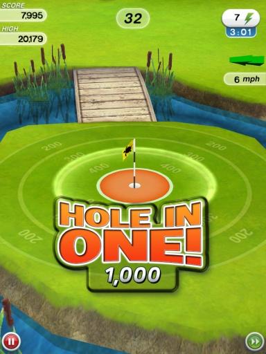 手指高尔夫 精简版截图2