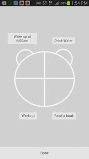 Challenge Calendar (目标 日历)截图3