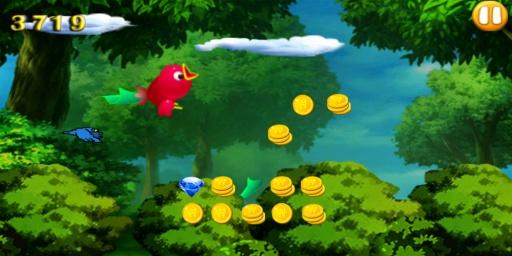 游戏发生在图形化的三维透视图