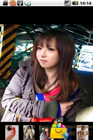 【免費個人化App】清纯女孩高清相册-APP點子