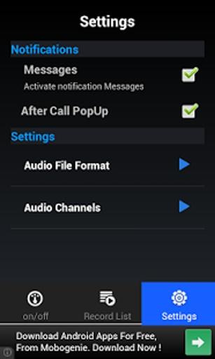 Call Recorder Skype+Viber截图3