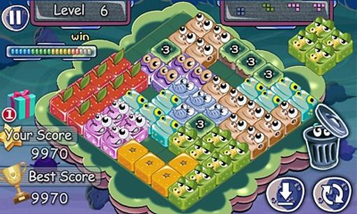 免費遊戲網 FreeGame.tw 小遊戲 益智移動方塊