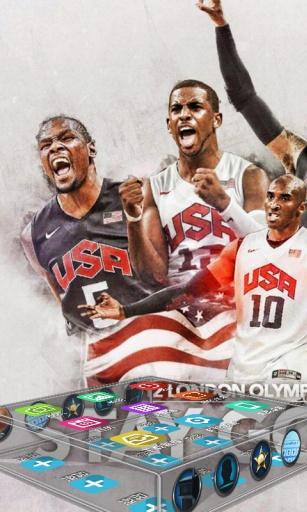 NBA梦之队-宝软3D主题 工具 App-癮科技App