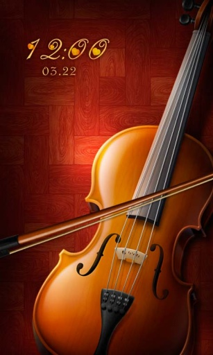 大提琴音乐桌面 古典主题锁屏动态壁纸