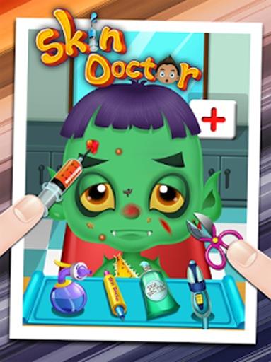 Skin Doctor - Kids Games截图2
