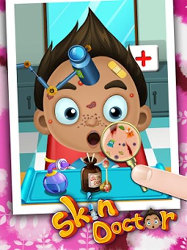 Skin Doctor - Kids Games截图5