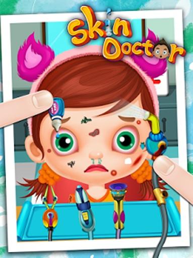 Skin Doctor - Kids Games截图8