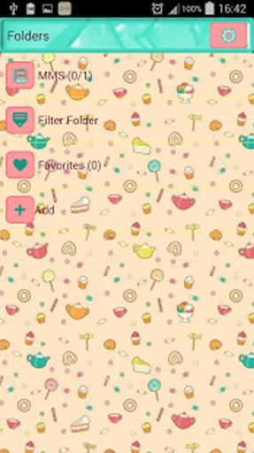 GO短信加强版糖果截图1