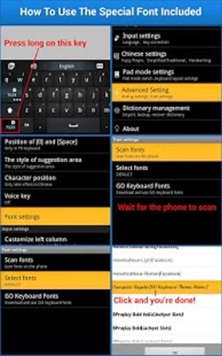 GO短信加强版糖果截图3