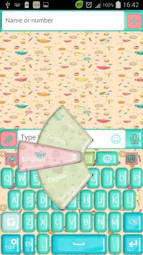 GO短信加强版糖果截图4
