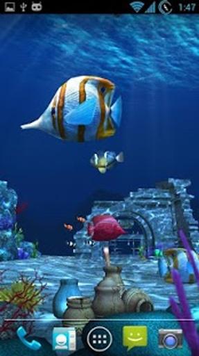 百资海底探险壁纸截图2