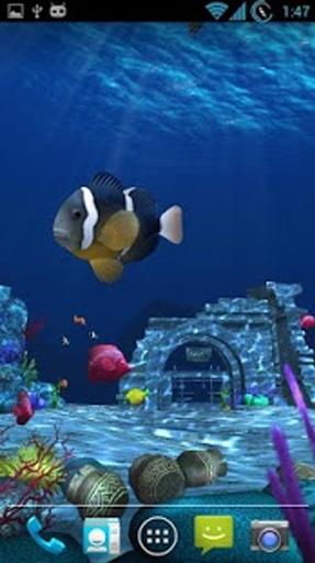 百资海底探险壁纸截图3