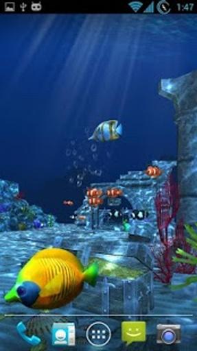 百资海底探险壁纸截图5