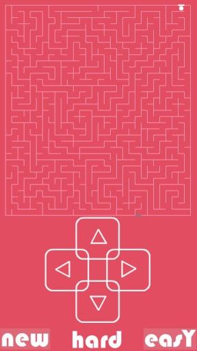 玩免費益智APP|下載简约迷宫 app不用錢|硬是要APP